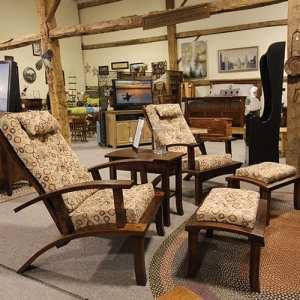 Easy Chair Set
