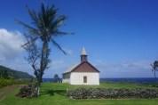 Huialoha church in Kaupo