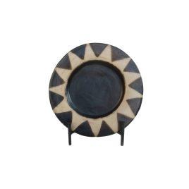 Honduras Lenca Ceramic Plate (L)