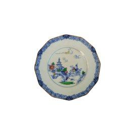 Blue & white plates