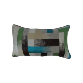Color Tiles Pillow