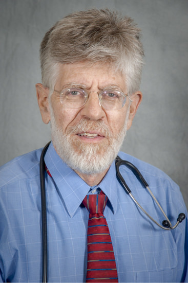 Alan Blum, MD