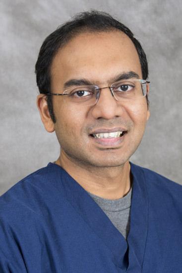Deepak Chandramohan, MD