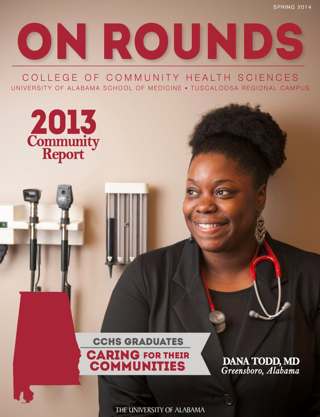 On Rounds Cover - 2014