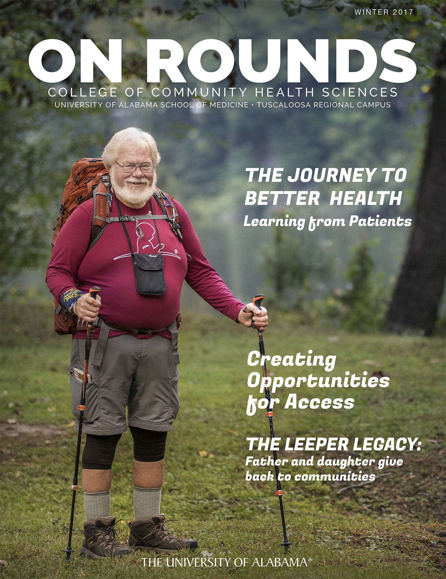 On Rounds Cover - 2017