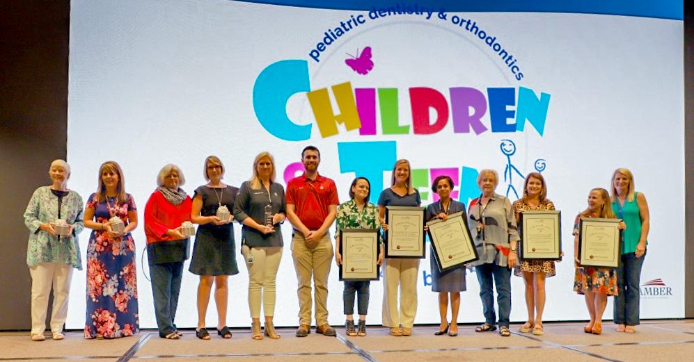 Adopt A School Award Ceremony