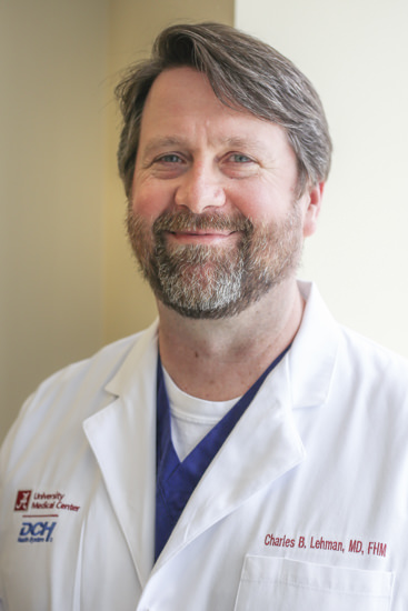Charles Lehman, MD