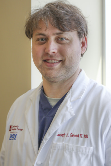 Joseph Sewell, MD