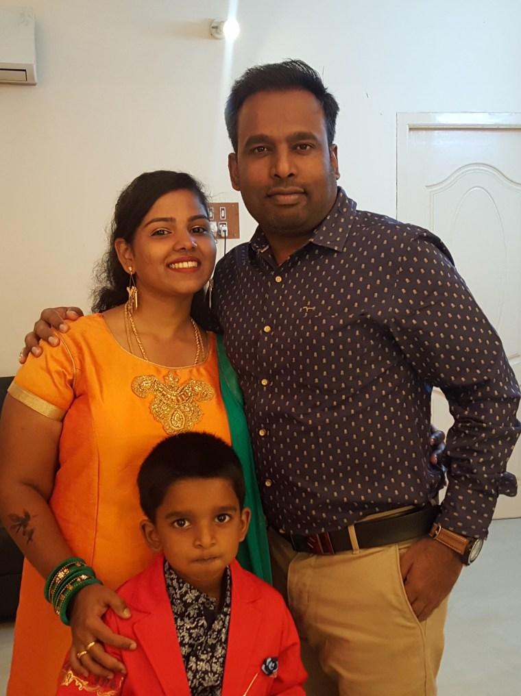 Antony Family
