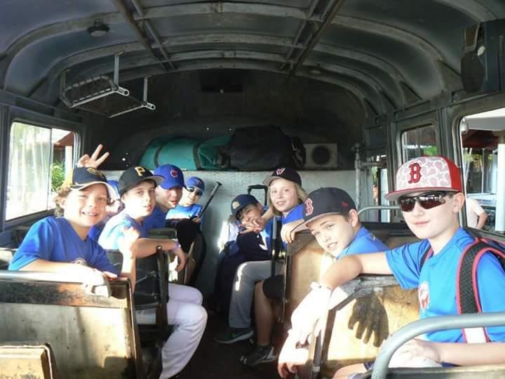 Une expérience formatrice pour de jeunes joueurs de baseball québécois à Cuba | RDS.ca
