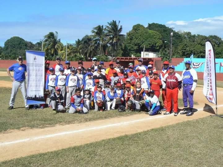 2017-01-05 Académie baseball – Capitales de Québec-Cuba-Varadero