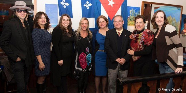 2017-03-10 Lancement officiel des Productions Québec-Cuba