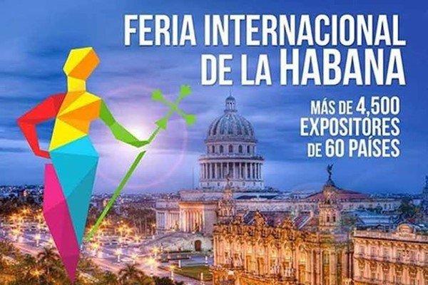 2018-10-29 La Foire Internationale de la Havane – FIHAV 2018