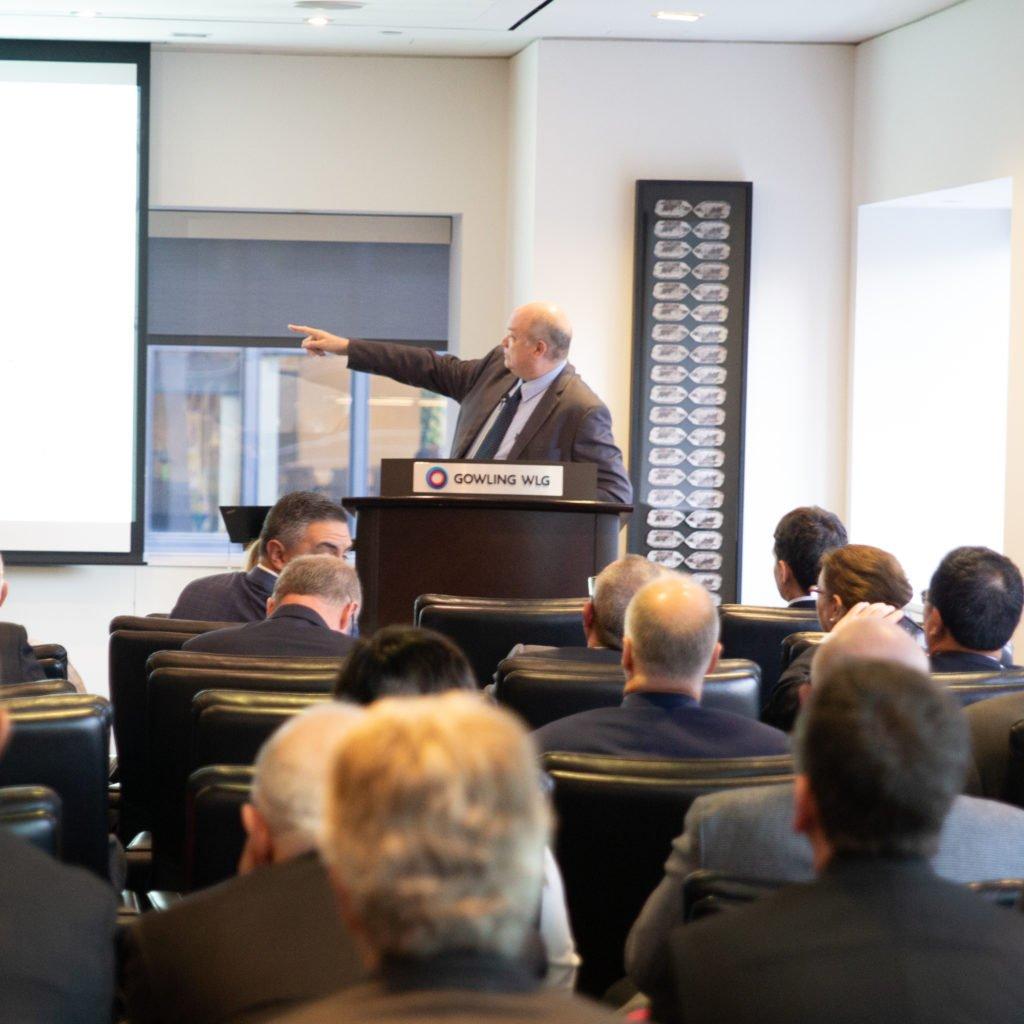 2018-11-19 Conférence Gowling WLG – CCICC – Toronto – Opportunités pour les affaires, le commerce et l'investissement à Cuba
