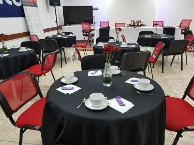 Salón Principal - Centro Comercial Rocha