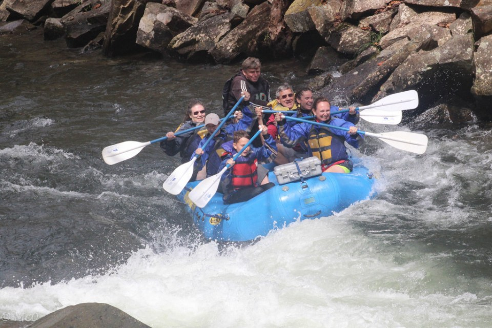 Nantahala Rafting 6