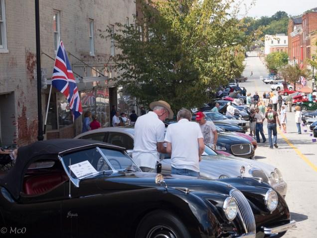 British Vintage Car Show