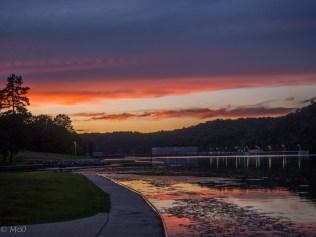 Milton Hill Dam, Knoxville, TN