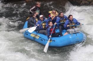 Nantahala Rafting 4