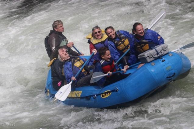 Nantahala Rafting 1