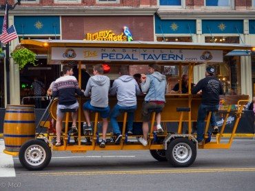 Pedal Power Tavern