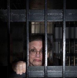 Cheryl in Jail