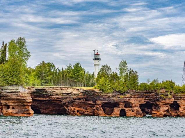 Devil's Island Lighthouse