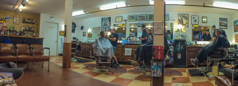 Putting the 'bar' in barber