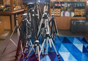 Used tripods for sale!