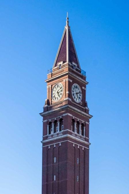 Clock Tower at King Street Station