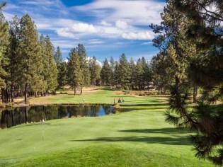 Widgi Creek Golf Club from the Boynton's deck