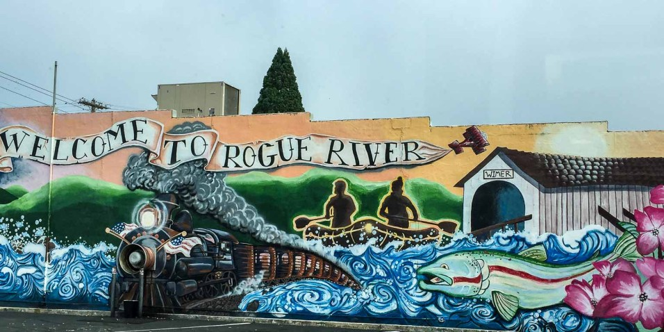 Town of Rogue River
