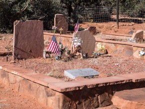 Arizona cemetery