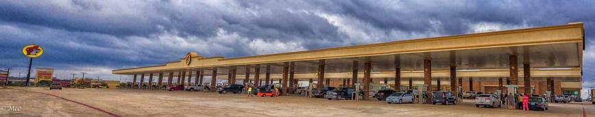 Texas Big: Buc-ee's Gas Pumps