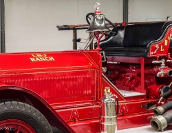 LBJ Ranch had its own firehouse