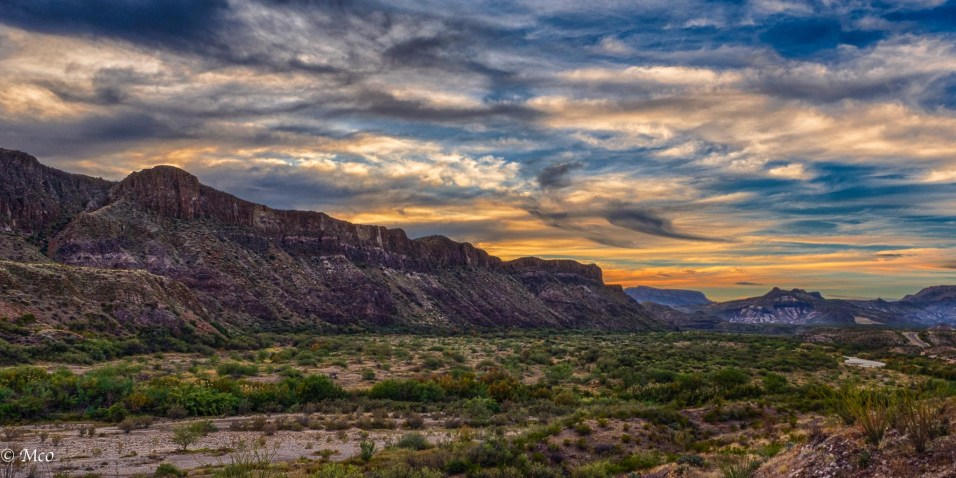 Big Bend SP, Texas