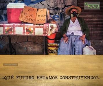 """Fotografía ganadora concurso """"Ponle rostro al cambio climático"""" organizado por el GTCC-J el año 2013, autor: Diego Zambrana"""