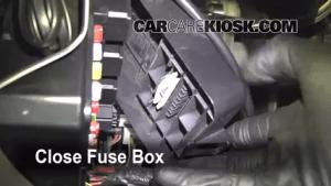 19992003 Ford Windstar Interior Fuse Check  2002 Ford Windstar SEL 38L V6