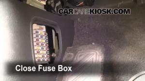 Interior Fuse Box Location: 20032009 Kia Sorento  2003 Kia Sorento EX 35L V6