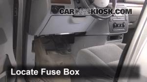 Interior Fuse Box Location: 20042007 Ford Freestar  2004