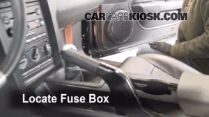 Interior Fuse Box Location: 20052009 Ford Mustang  2006