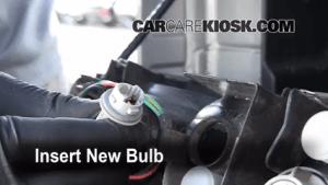 Third Brake Light Bulb Change Honda Pilot (20032008