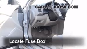 Interior Fuse Box Location: 20072013 Nissan Altima  2007
