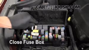Interior Fuse Box Location: 20112015 Jeep Grand Cherokee