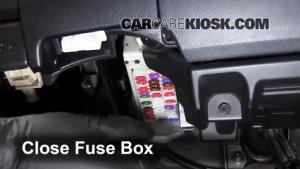 Interior Fuse Box Location: 20112016 Lexus CT200h  2011 Lexus CT200h 18L 4 Cyl