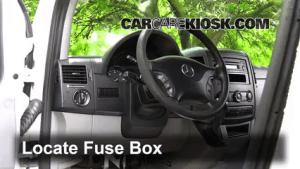 Interior Fuse Box Location: 20072016 MercedesBenz