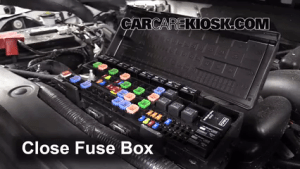 Replace a Fuse: 20092014 Ford F150  2013 Ford F150 XLT