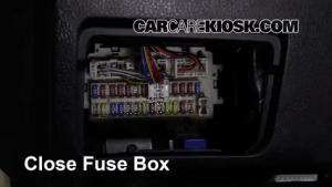 Interior Fuse Box Location: 20092014 Nissan Maxima  2013 Nissan Maxima SV 35L V6