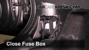 Interior Fuse Box Location: 20142016 Mazda 3  2014 Mazda