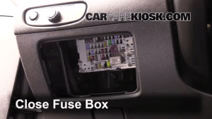 Interior Fuse Box Location: 20162016 Chevrolet Malibu  2016 Chevrolet Malibu LT 15L 4 Cyl Turbo